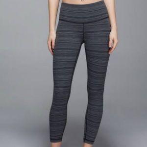 Lululemon High Times Pant Luxtreme Size 2